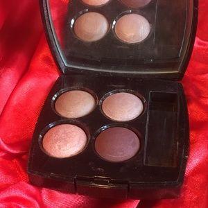 Chanel four-color eyeshadow